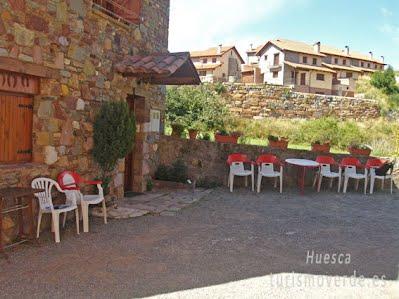 TURISMO VERDE HUESCA. Casa Castell de Neril.